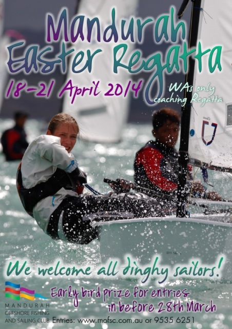 Easter Regatta 2014