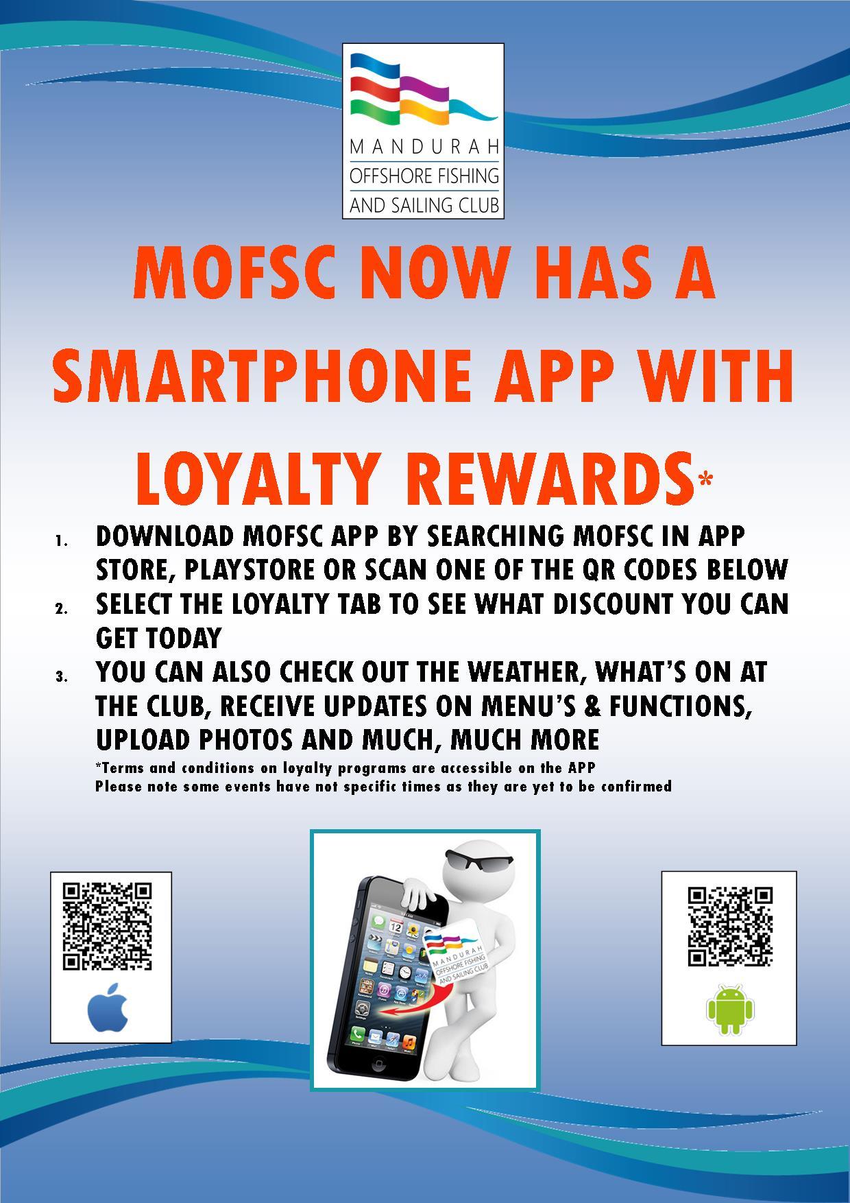 MOFSC App