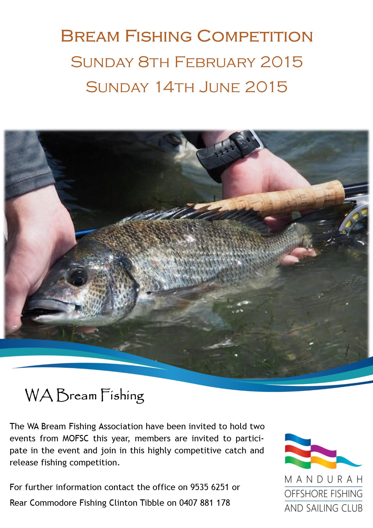 Bream Fishing Competition