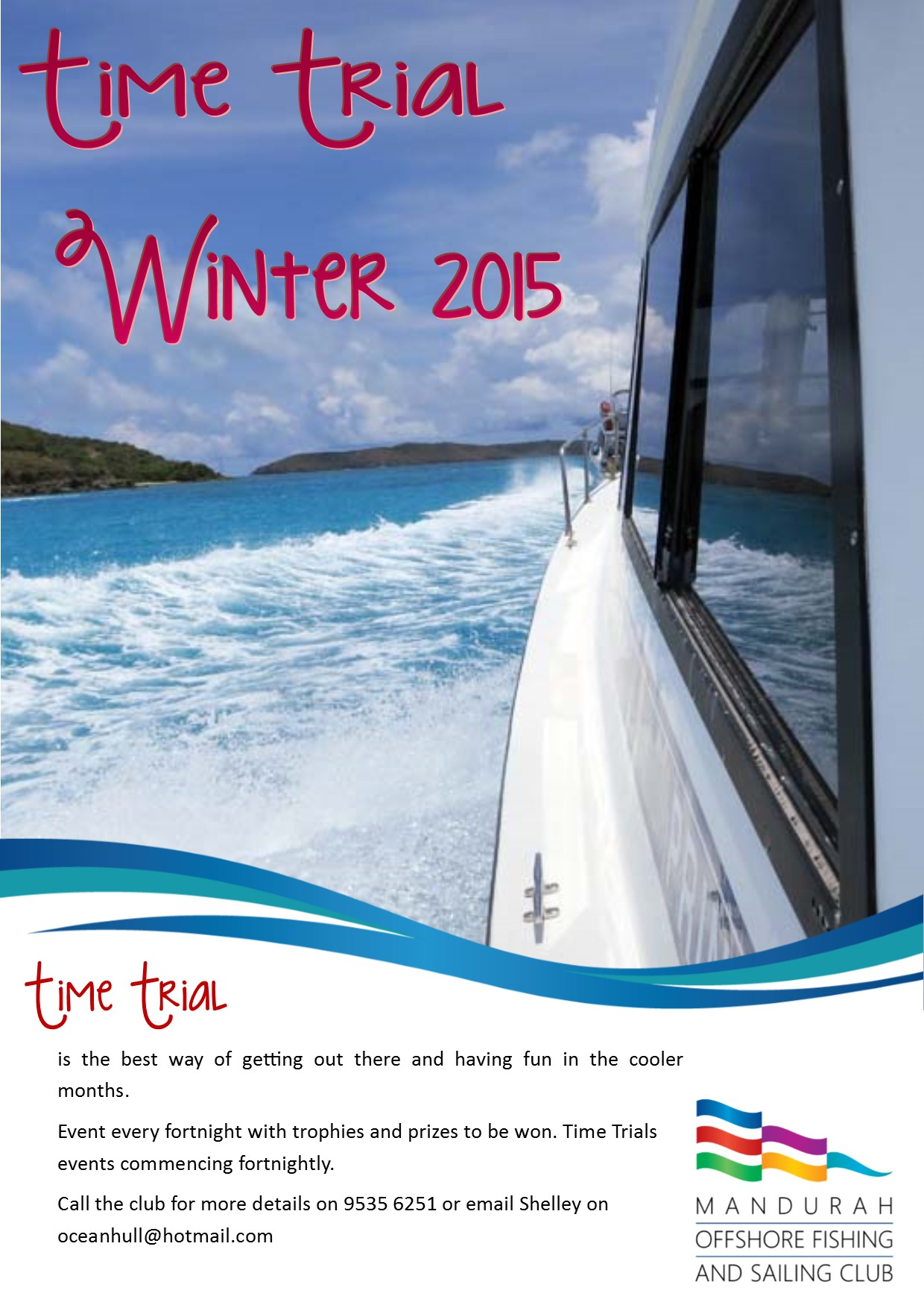 Time Trials Winter 2015