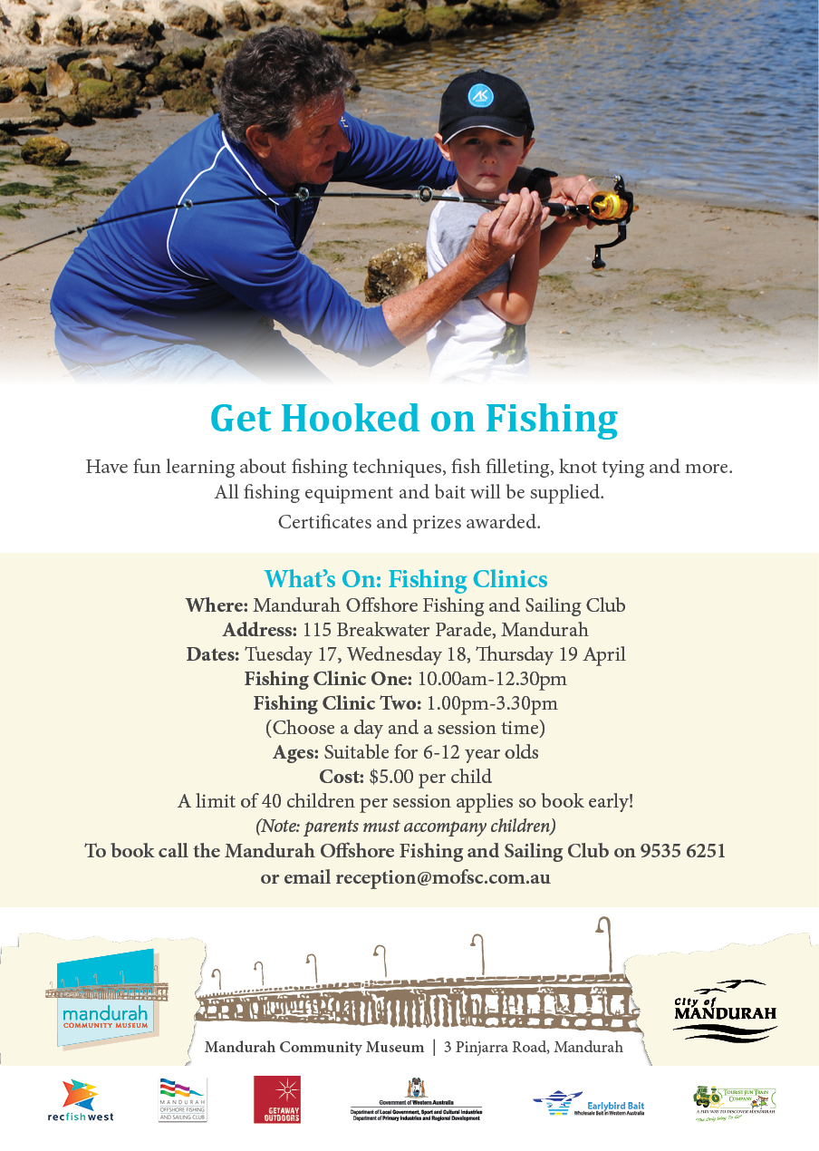 Learn to fish mofsc mandurah offshore fishing for Learn to fish