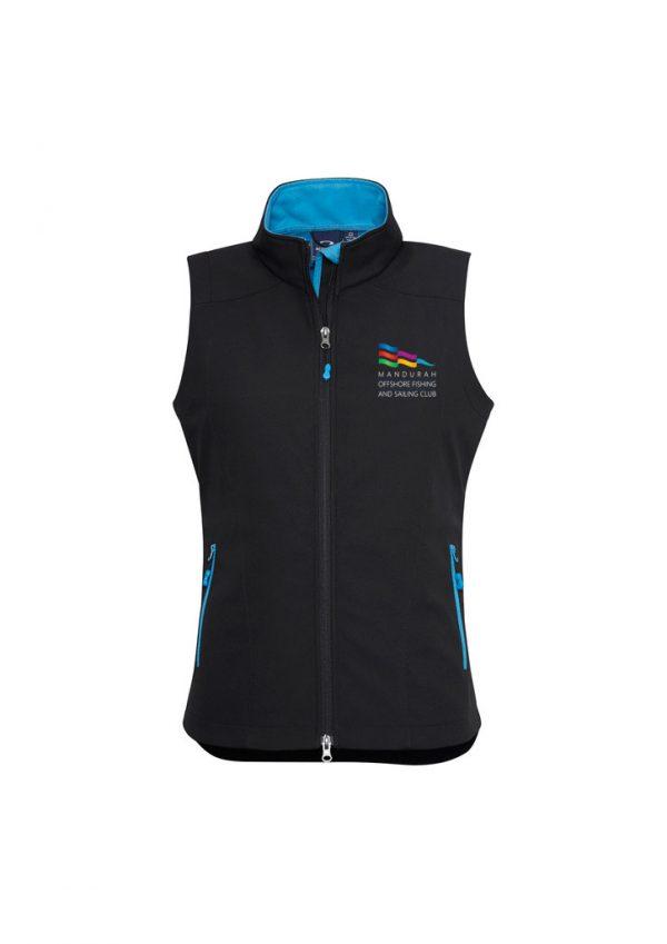 womens club vest